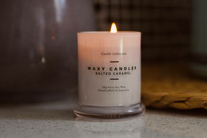 Salted Caramel - Waxy Candles