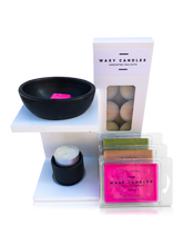 Burner starter pack (LARGE) - Waxy Candles