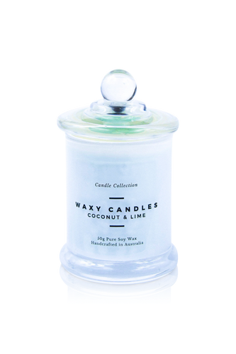 Coconut & Lime - Waxy Candles