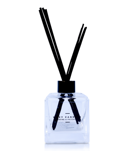 Jasmine & Patchouli - Cubic Diffuser - Waxy Candles