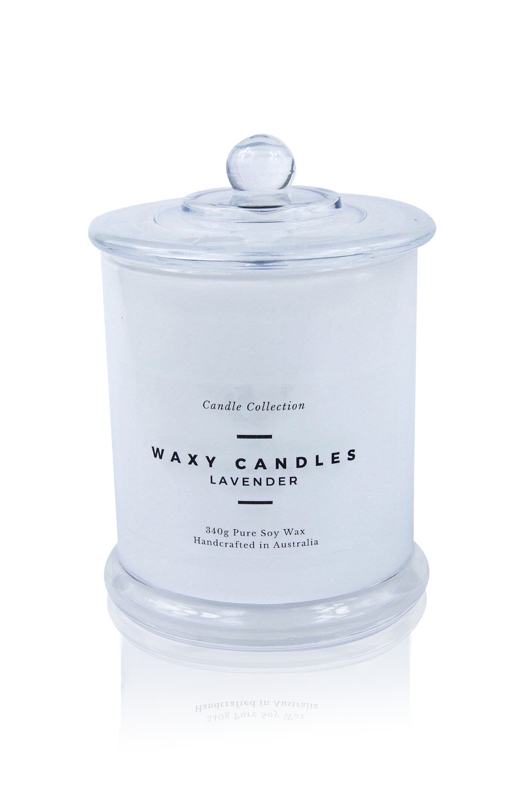 Lavender - Waxy Candles