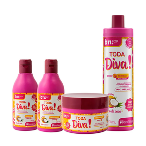 Kit bn.POP Toda Diva!