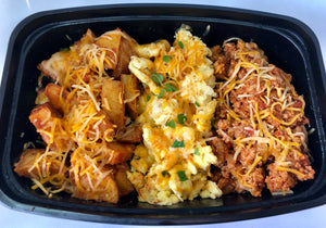 Breakfast Taco Scramble - Lake Charles, Louisiana Packaged Meal Prep