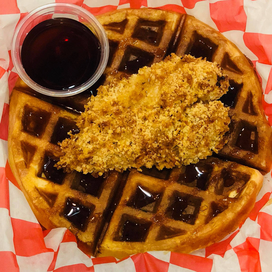 Del's Chicken & Protein Waffles - Lake Charles, Louisiana Packaged Meal Prep