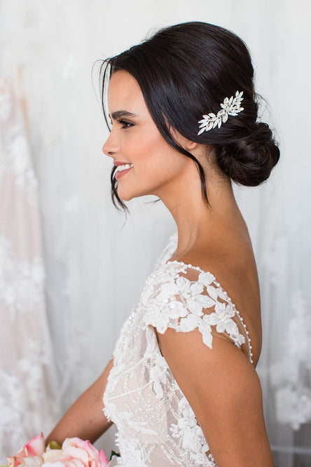 Monet Clip - Bridal Hair Accessories