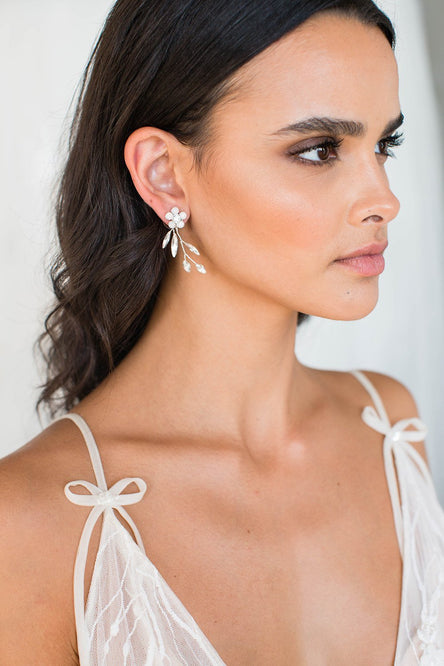 We have a range of gorgeous earrings in our bridal accessories collection
