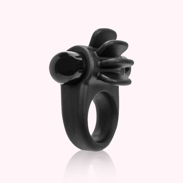 Charged Skooch Silicone Rechargeable Cock Ring With Fins from The Screaming