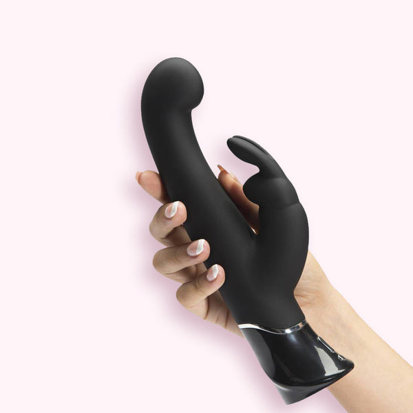 Fifty Shades of Grey Greedy Girl Rechargeable G-Spot Rabbit Vibrator