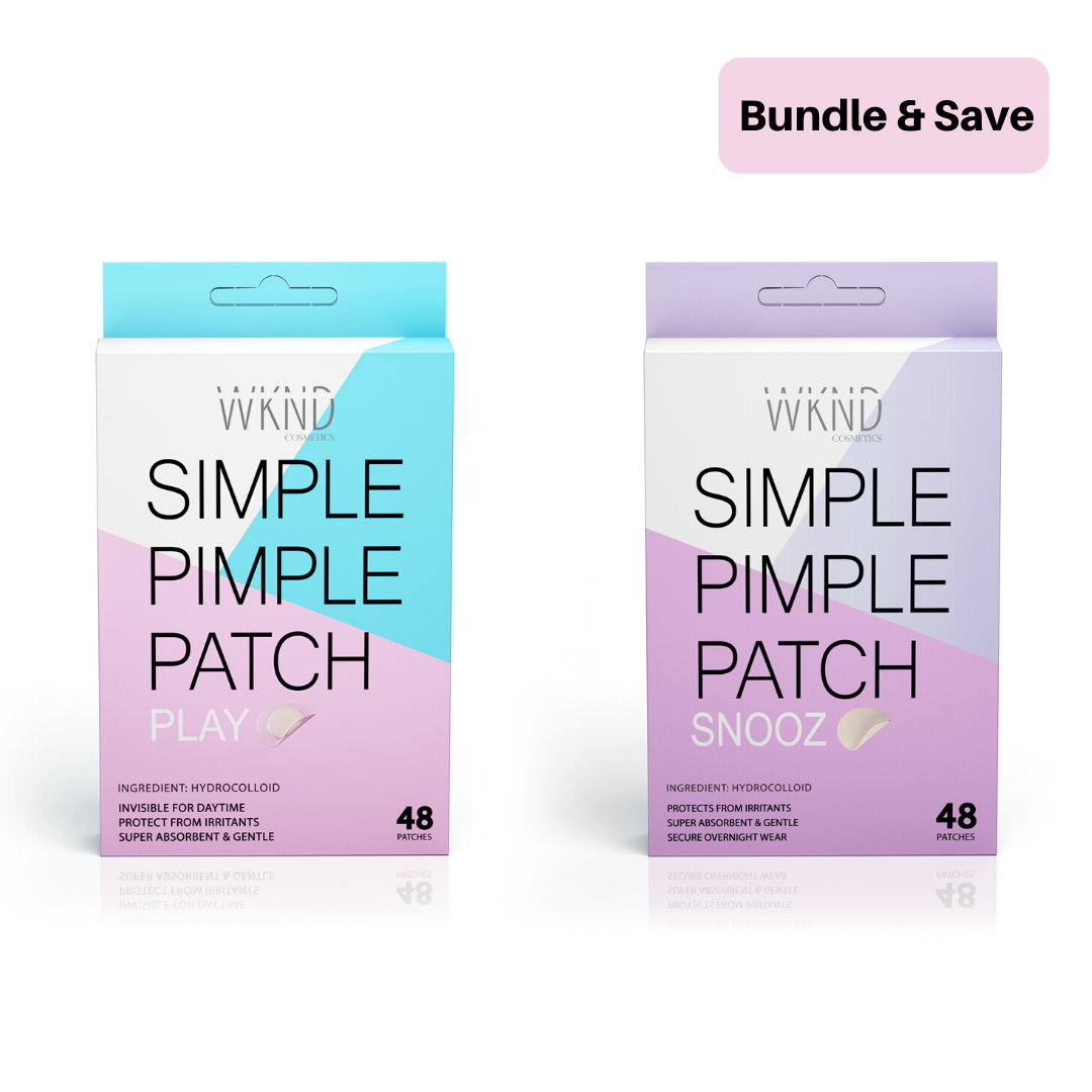 Simple Pimple Patch Duo Bundle