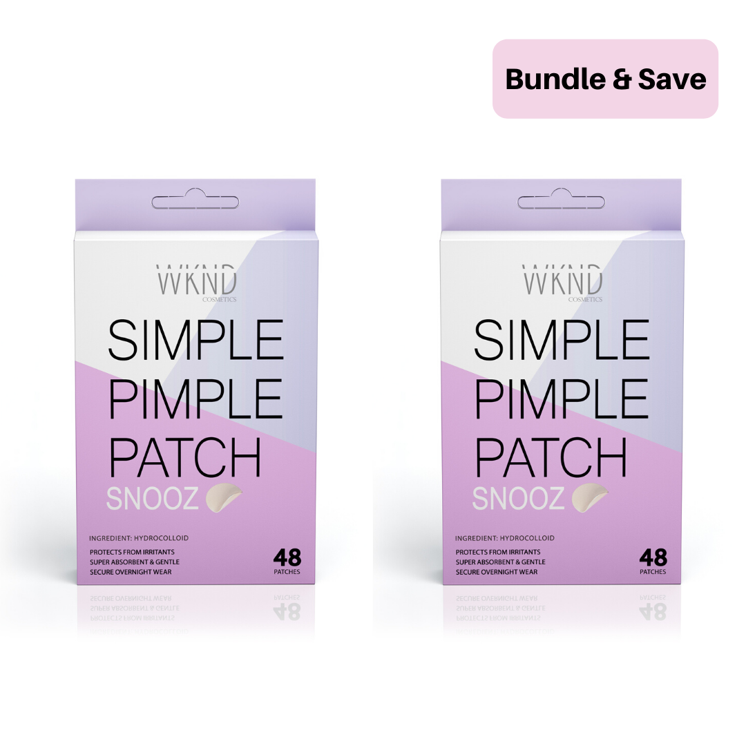 Simple Pimple Patch Snooz Bundle