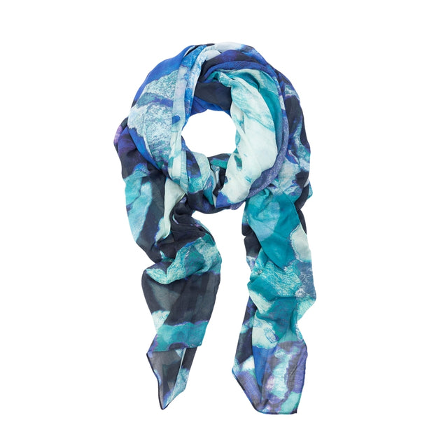 Broken Sea Scarf