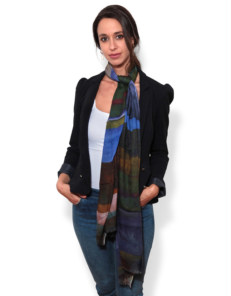 Cashmere scarf australia made in India