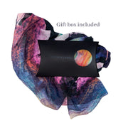 All scarves come in a gift box.