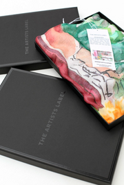 Premium packaging for cashmere scarves