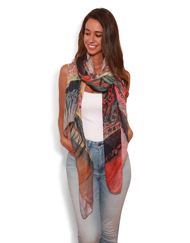 Designer scarf for women in Australia and shop online