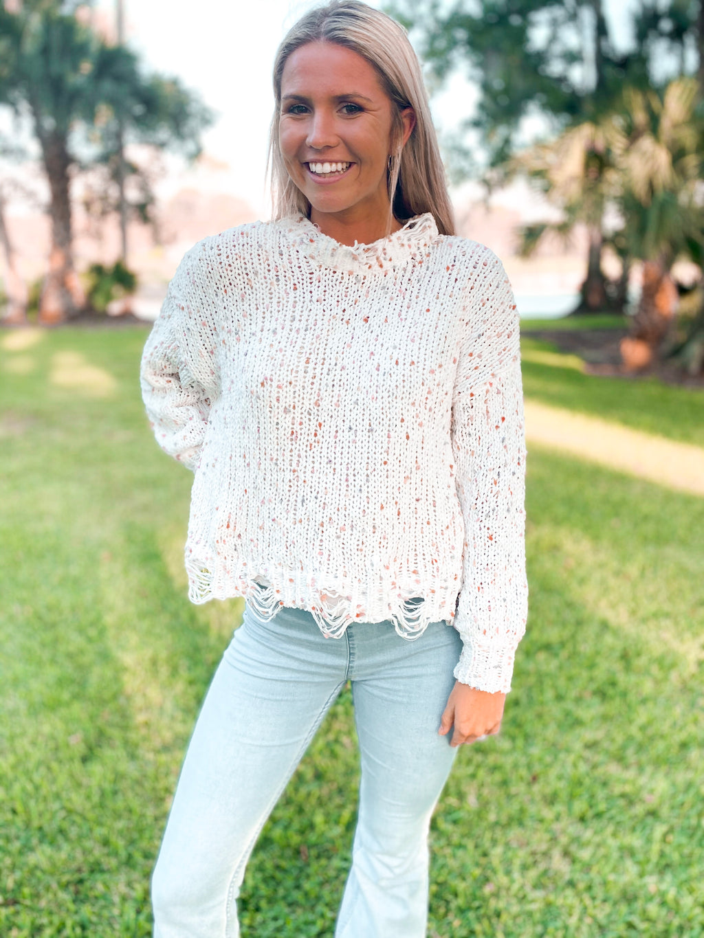 Prosecco Pop Sweater