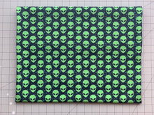 Load image into Gallery viewer, Green Aliens (Bullet Fabric - RTS) - AydensRainBOW