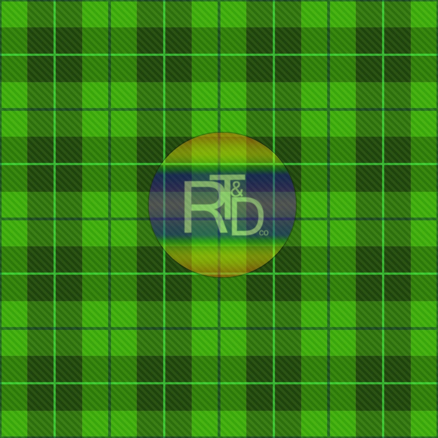 Green Plaid (Preorder Fabric)