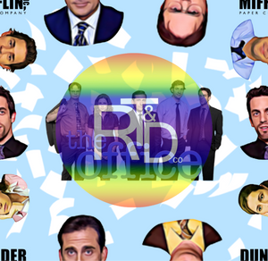 The Office (Preorder Fabric)