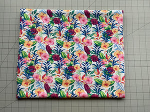 Tropical Floral (Liverpool Fabric - RTS)
