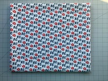 Load image into Gallery viewer, XOXO KISS (Liverpool Fabric - RTS) - AydensRainBOW