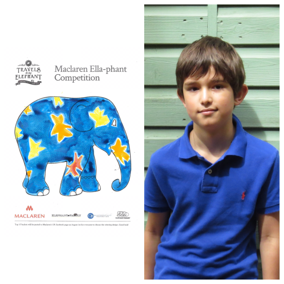 maclaren ella_phant competition