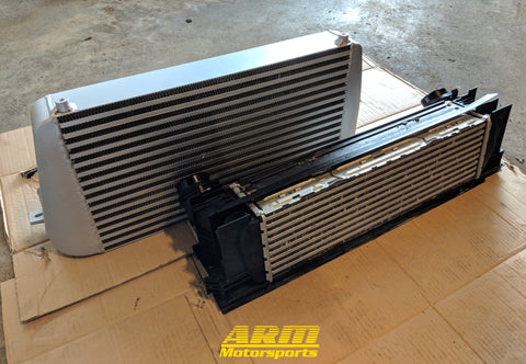 BMW X3 Intercooler FMIC F25