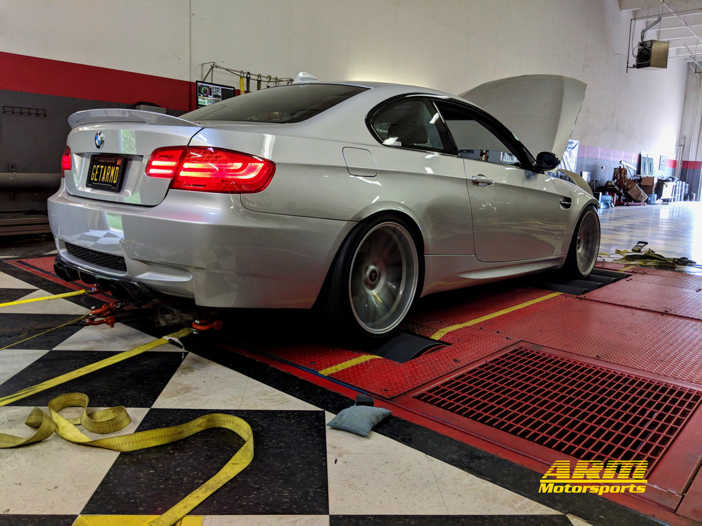 How We Built A 500hp, 11sec  N54 335xi for less than $2,000