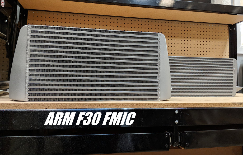 F30 335i 328i Intercooler FMIC upgrade N55 N20 ARM Motorsports