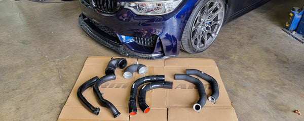 S55 Charge Pipes