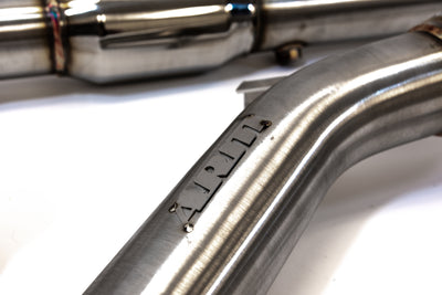VW CC DOWNPIPE - ARM Motorsports