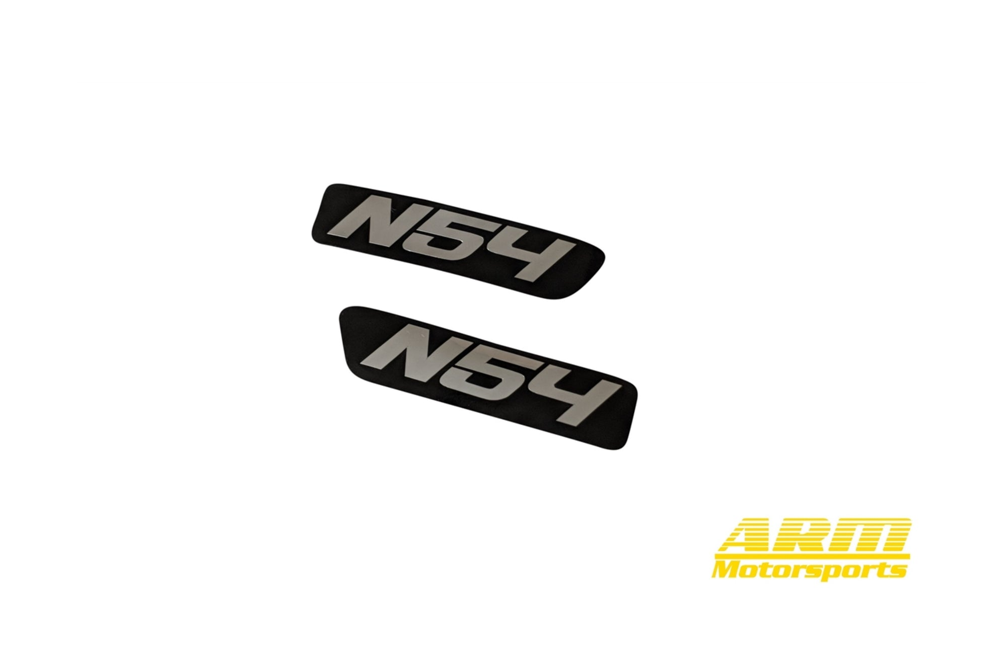 N54 FENDER DECALS - ARM Motorsports