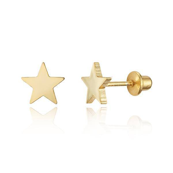 Star-earrings
