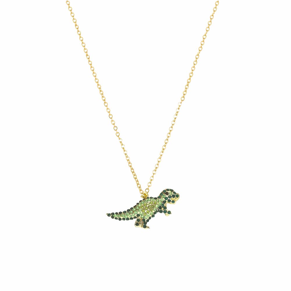 Little Dino Necklace
