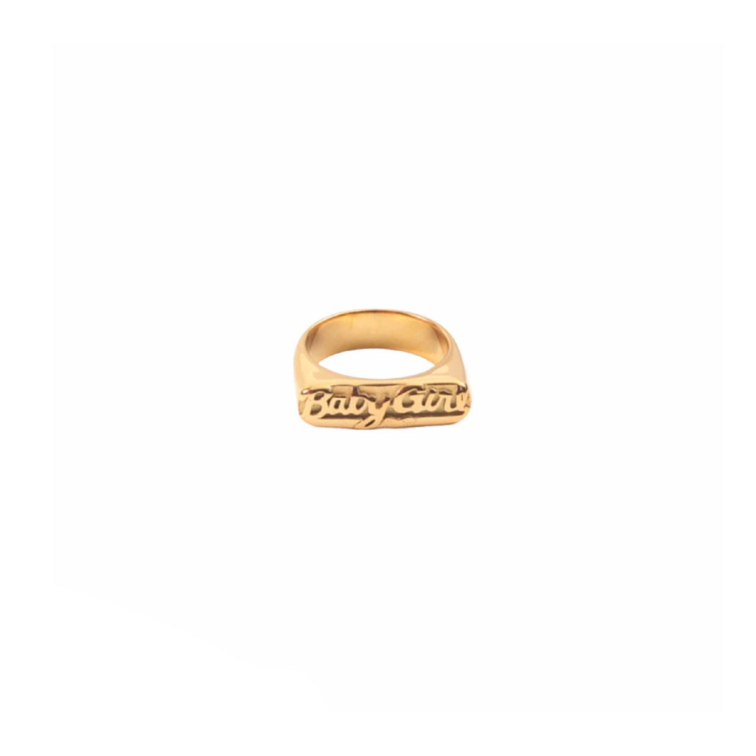 Babygirl Ring