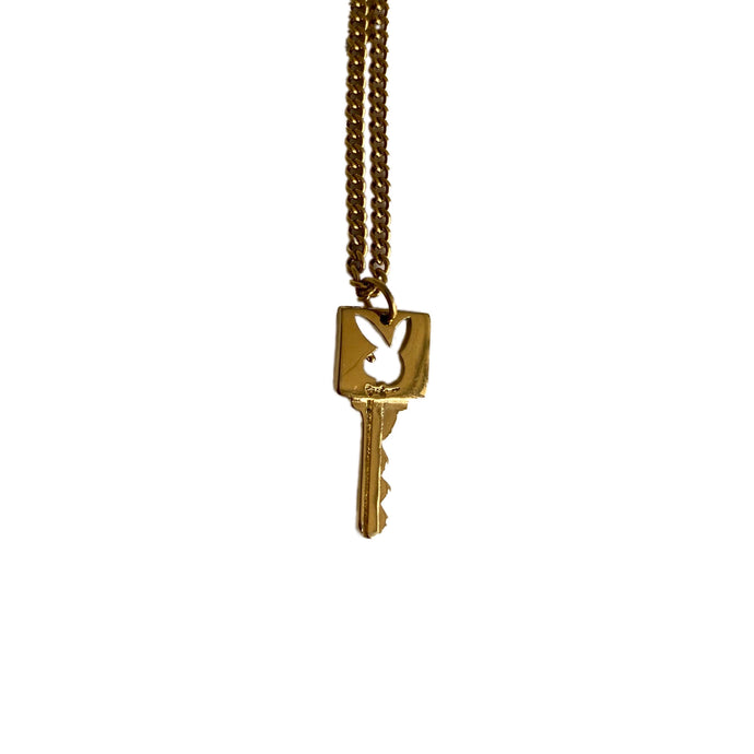 Playboy Key Necklace