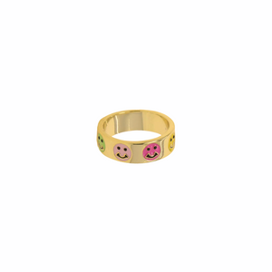 Smiley Candy Ring
