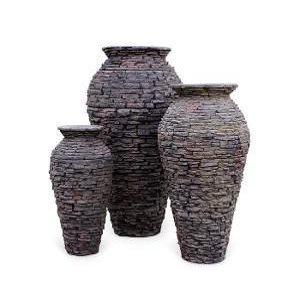 Bubbling Urns