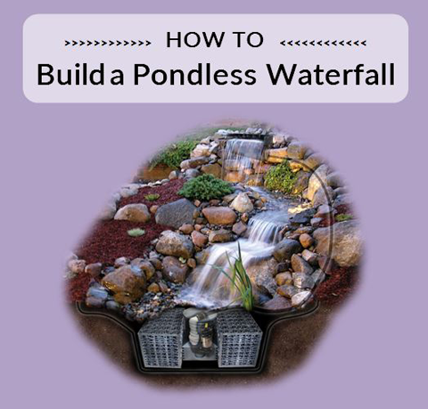 Pondless Water Feature - Marquis Gardens
