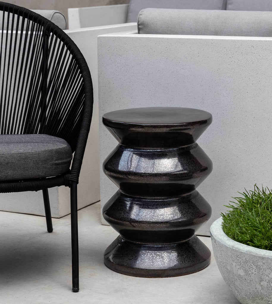 Photo of Zigzag Garden Table - S/1 - Marquis Gardens