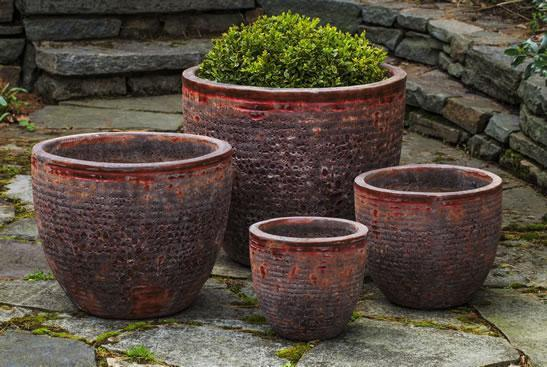 Photo of Campania ASPARA PLANTER - Marquis Gardens