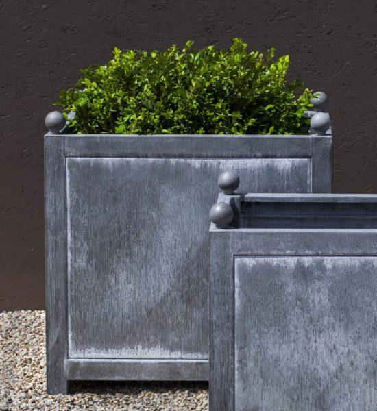 Photo of Campania BOX HILL PLANTER - Marquis Gardens