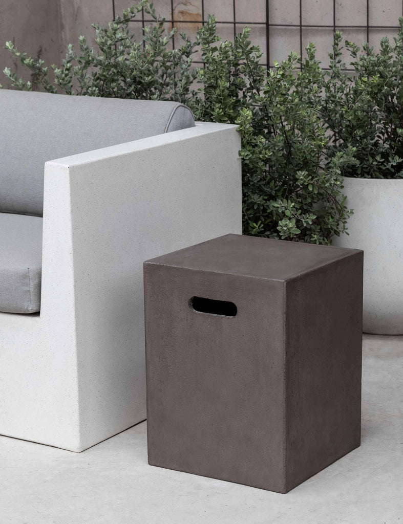 Photo of Urban Garden Table-Fiber Cement-S/1 - Marquis Gardens