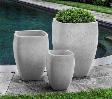 Photo of Campania CEDROS PLANTER - Marquis Gardens