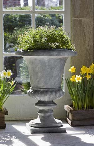 Photo of Campania MORGANNA LITE URN - Marquis Gardens