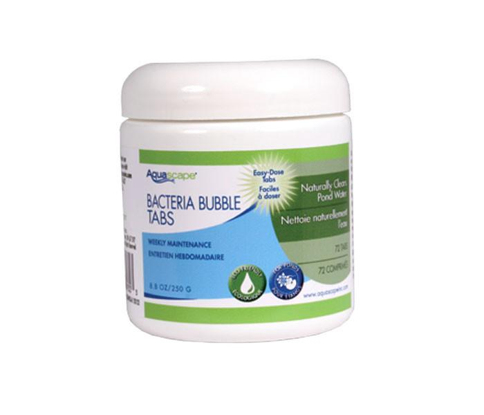 Photo of Aquascape Beneficial Bacteria Bubble Tabs - Marquis Gardens