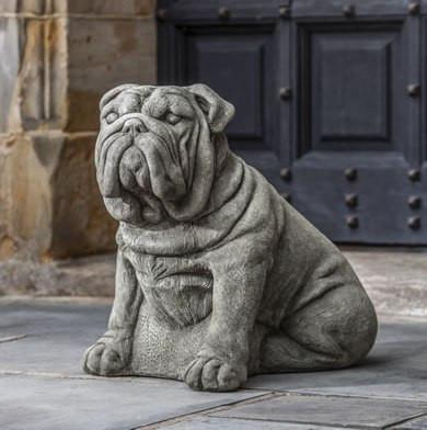 Photo of Campania Antique Bulldog - Marquis Gardens