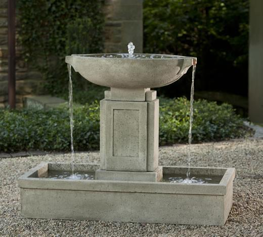 Photo of Campania Austin Fountain - Marquis Gardens