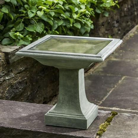Photo of Campania Avery Birdbath - Marquis Gardens