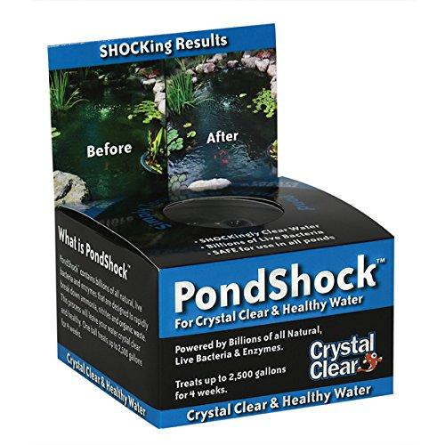 Photo of CrystalClear Pond Shock - Marquis Gardens